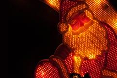 ornamentu Santa dosypianie Obraz Stock