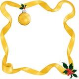 ornamentu złocisty uświęcony faborek ilustracji