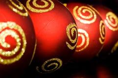 ornamentuje świąt Zdjęcie Stock