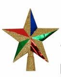 ornamentuje gwiazdę Obrazy Royalty Free