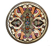 ornamentuje turkish Fotografia Stock