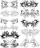 ornamenty Zdjęcia Royalty Free