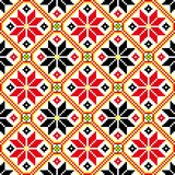 Ornamet di Etno Vyshyvka ucraino Ornamento ucraino royalty illustrazione gratis