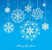 Ornarments van Kerstmis Stock Foto's