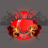 Ornate Abstract. Vector Illustration.No Mehes Royalty Free Stock Image