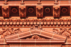 Ornate Architectural Deatil Stock Image
