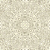 Ornate background. Ornamental non seamless texture with hearts and paisley Royalty Free Stock Image
