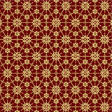 Ornate background, seamless pattern included Royalty Free Stock Photos