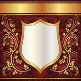 Ornate background Royalty Free Stock Photos