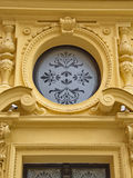 Ornate beauty of Renaissance architecture details Stock Image