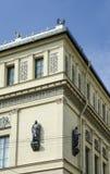 Ornate Building Facade Stock Photography