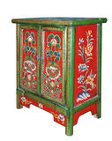 Ornate Cabinet Royalty Free Stock Images