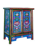 Ornate Cabinet Royalty Free Stock Photo
