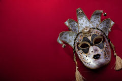 Ornate carnival mask Royalty Free Stock Images
