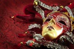 Ornate carnival mask Stock Images