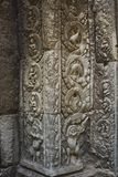 Ornate Carving Detail Royalty Free Stock Photos