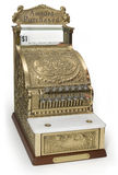 Ornate Cash Register Royalty Free Stock Photo