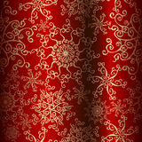 Ornate christmas background Royalty Free Stock Photography