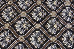 Ornate Cloth Background Stock Images