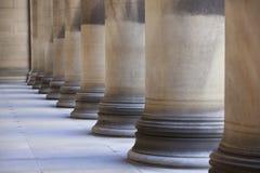 Ornate columns Stock Photos