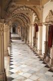 Ornate corridor Stock Photography