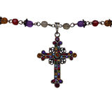 Ornate Cross Royalty Free Stock Image