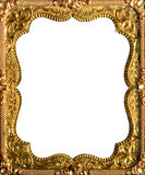 Ornate daguerreotype frame Royalty Free Stock Image