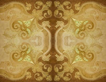 Ornate Decorated Seamless Background Royalty Free Stock Image
