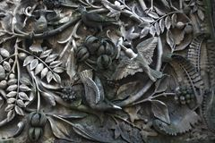 Ornate decorative details Stock Photography