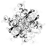Ornate design element Stock Photos