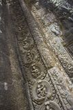 Ornate Detailed Carvings Royalty Free Stock Image