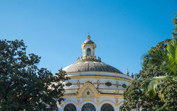 Ornate domed roof top Stock Photography