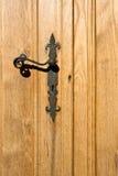 Ornate Door Handle stock image