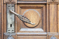 Ornate Door Handle Stock Photos