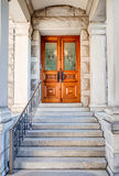 Ornate door, Parliamant Buildings, Victoria, BC, Cana Royalty Free Stock Photo