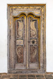 Ornate Door Stock Image