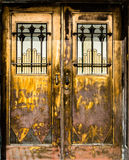Ornate doors Stock Photos