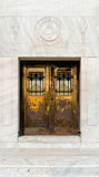 Ornate doors Stock Photography