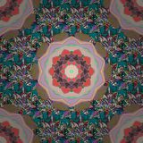 Abstract colored picture royalty free illustration