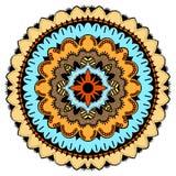 Ornate eastern mandala Stock Image