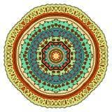 Ornate eastern mandala Stock Photos