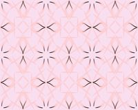 Ornate floral seamless texture. Light pink pattern. Persian style background. Seamless pattern can be used for wallpaper, pattern stock illustration