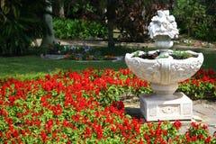 Ornate FlowerPlanter Royalty Free Stock Image