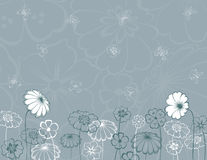 Free Ornate Flowers Stock Photography - 46546382