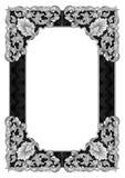 Ornate frame. Vector illustration of ornate frame Royalty Free Stock Photo