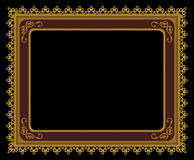 Ornate Frame Stock Photography