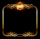 Ornate frame Royalty Free Stock Photos