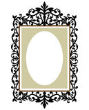 Ornate frame. Illustration of an ornate and decorative frame, full scalable  graphic for easy editing and color change, included Eps v8 and 300 dpi JPG Royalty Free Stock Image