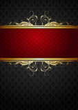 Ornate frame Royalty Free Stock Photo