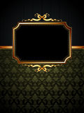 Ornate frame Stock Photo